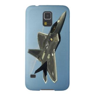 F-22 Fighter Jet Galaxy S5 Cover