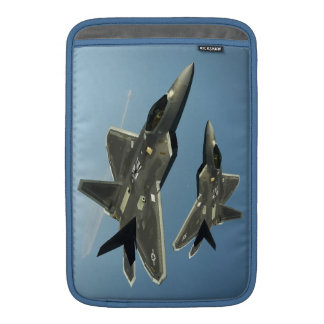 F-22 Fighter Jet Sleeve For MacBook Air
