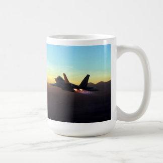 F-22 Raptor Coffee Mug