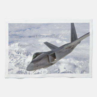 F-22 Raptor-Elmendorf AFB Towel