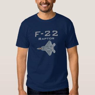F-22 Raptor T-shirts