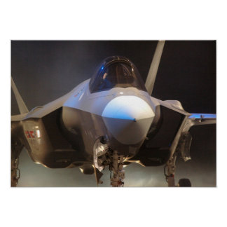 F-35 Joint Strike Fighter Poster
