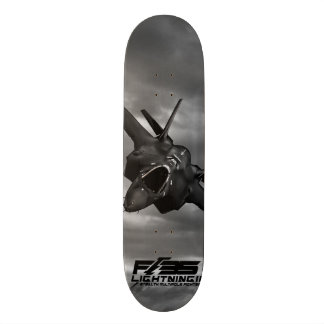 F-35 Lightning II 18.1 Cm Old School Skateboard Deck