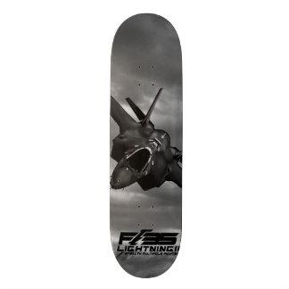 F-35 Lightning II 18.1 Cm Old School Skateboard Deck