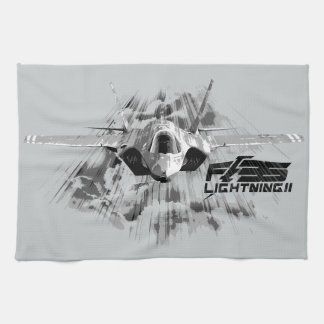 F-35 Lightning II Kitchen Towels
