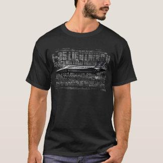 F-35 Lightning II Men's Basic Dark T-Shirt