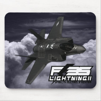 F-35 Lightning II Mouse Pad