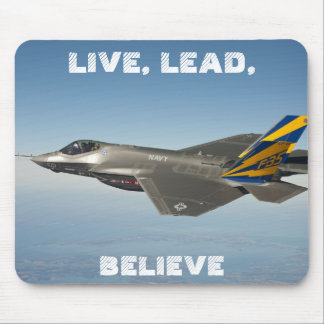 F-35 MOUSE PAD