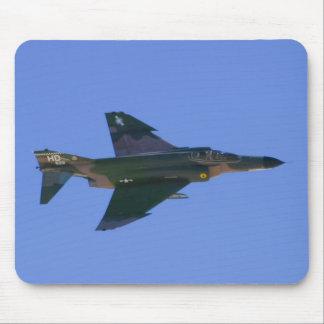 F-4 Phantom II Canopy Pass mousepad