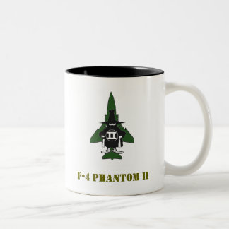 F-4 Phantom II Two-Tone Mug