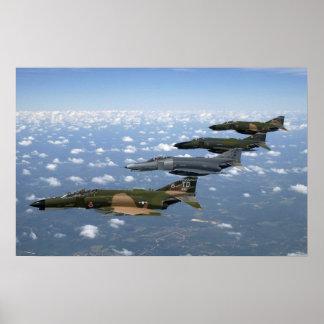 F-4 Phantom II's Poster