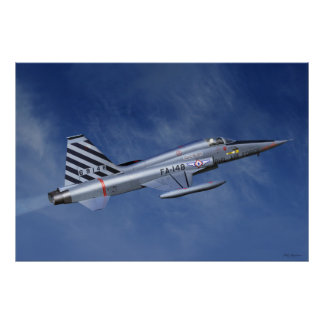 F-5 Freedom Fighter Poster