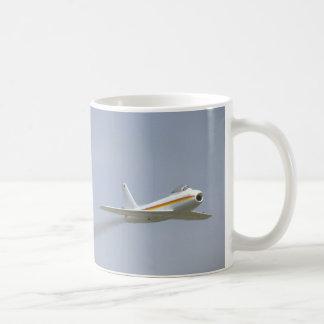 F-86 Flying Chase Planes Coffee Mug