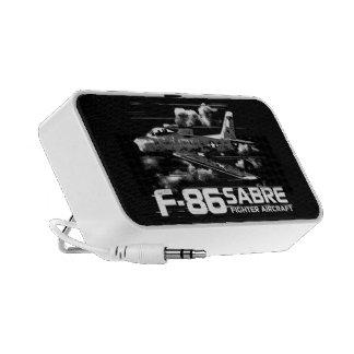 F-86 Sabre Doodle Speaker