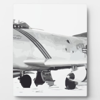 F-86D PLAQUE