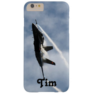 F/A-18 Fighter Jet Plane Air Show for Tim Barely There iPhone 6 Plus Case