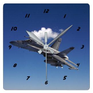 F/A-18 Hornet Clock
