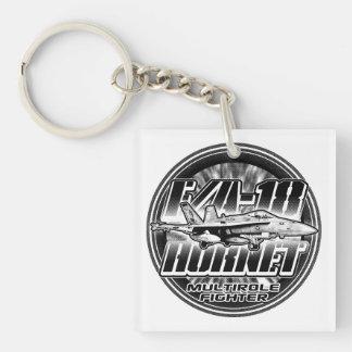 F/A-18 Hornet Keychain Acrylic Keychain