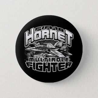 F/A-18 Hornet Pinback Button Button