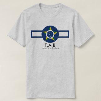 F. A. B - Força Aérea Brasileira WWII T-Shirt