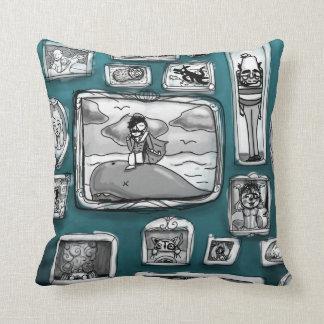 F.A.M.I.L.Y. pillow