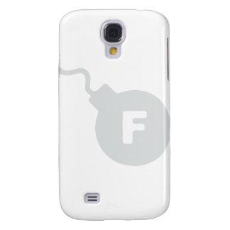 F Bomb Samsung Galaxy S4 Case