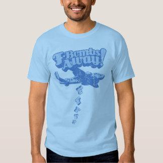 F-Bombs Away! Tshirt