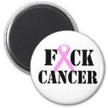 F*CK Cancer Fridge Magnets