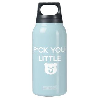 F*ck You Little Bear Insulated Water Bottle