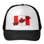 F*ckin Eh (Canadian Flag) Cap