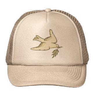 F - Dove of Peace Cap
