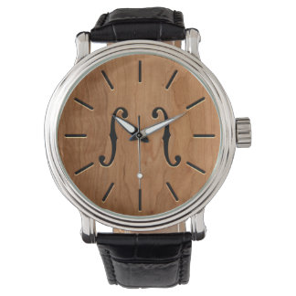 f-Holes -wgII Wrist Watches
