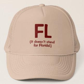 F***ing Loser - Rust Trucker Hat