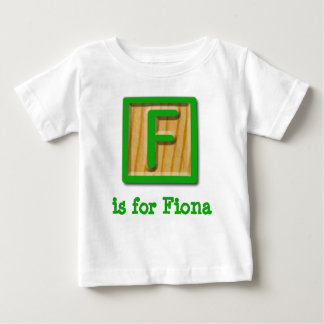 F is for... baby T-Shirt