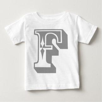 """F"" is for FAIL - Alphabet Letter Tee"