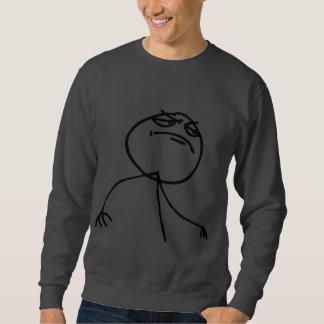 F*#K YEAH GUY (Charcoal grey) Sweatshirt