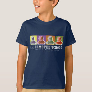 F.L. Olmsted School T-Shirt