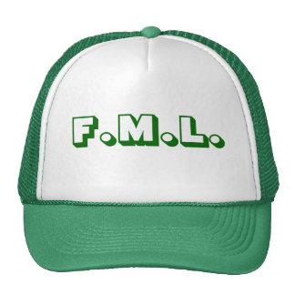 F M L MESH HAT