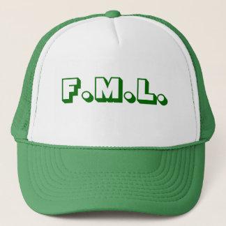 F.M.L. TRUCKER HAT