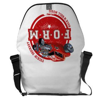 F.O.R.M HotRod Bag Messenger Bag