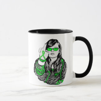 F Off Lyme Disease Coffee Mug