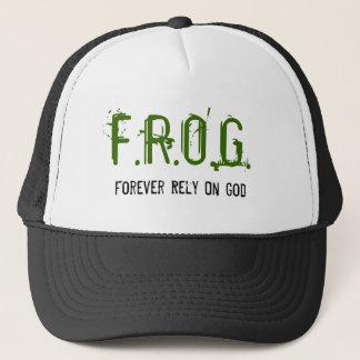 F.R.O.G TRUCKER HAT