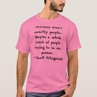 F. Scott Fitzgerald Quote Shirt