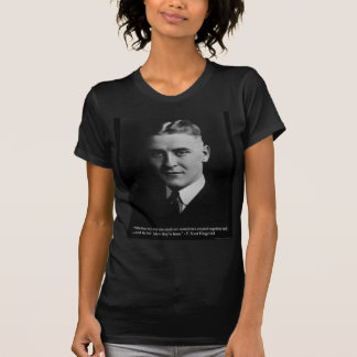 F Scott Fitzgerald Two Souls Gifts, Tees, Etc. T-Shirt