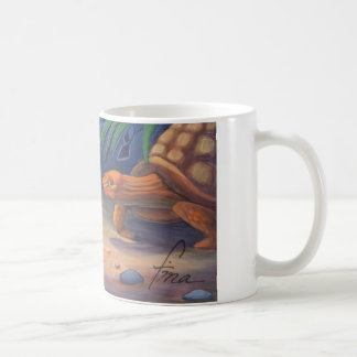 F.Summerville-Turtle and Spider4080 copy Coffee Mug