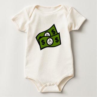 F U Money Baby Bodysuit