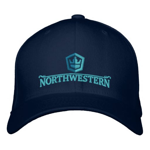 F/V Northwestern Hat Embroidered Hats