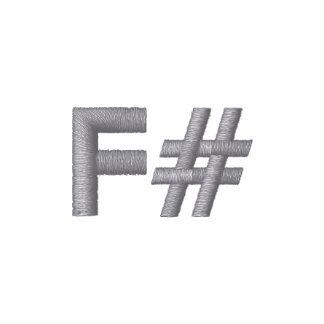 F# work shirt embroidered shirts