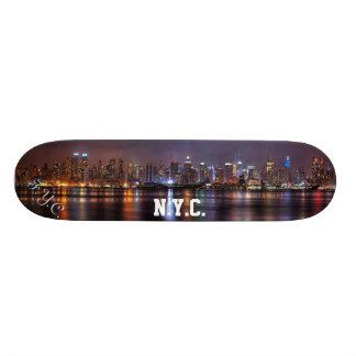 F.Y.C. N.Y.C. Skyline Skateboard