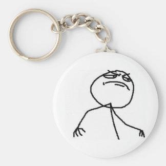 F yea guy key chains